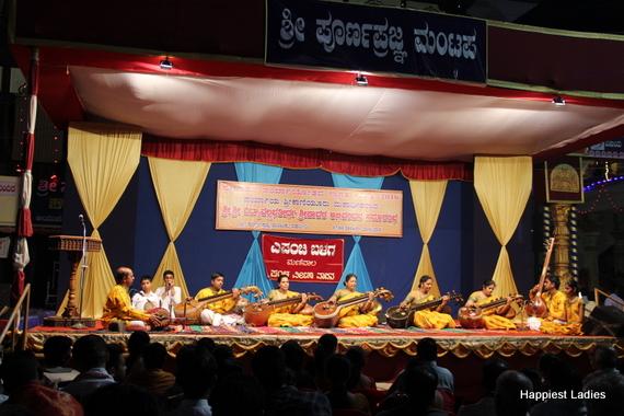 Udupi paryaya 2016 cultural programs1
