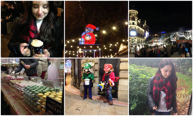 OOTE: Manchester Christmas Markets