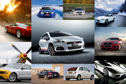 Wallpapers de autos muy bonitos (10 imágenes)