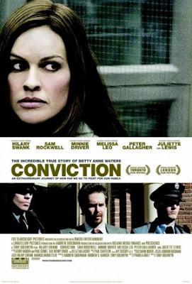 Conviction (2010) Latino DvDRip
