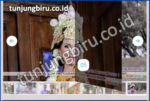 Situs Web TUNJUNGBIRU.CO.ID situs web : Rias Pengantin, Rias Wisuda, Rias Prewedding, dan Perancang Busana terbaik se-Indonesia