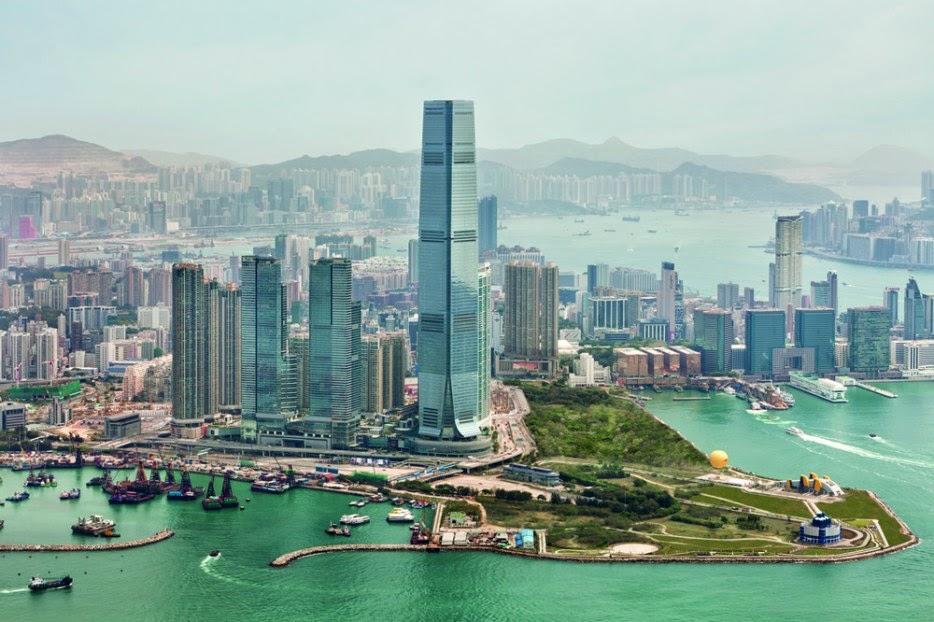 فندق ريتز كارلتون، هونغ كونغ