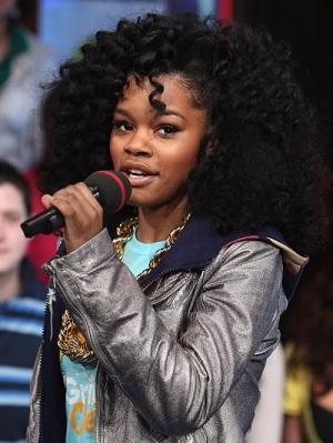 Awesome New York Hip Hop Singer Teyana Taylor Hairstyles Best Hair Style Short Hairstyles For Black Women Fulllsitofus