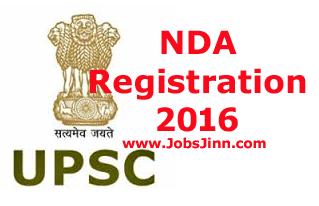 NDA Registration 2016