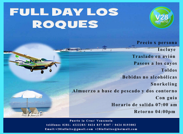 full day los roques