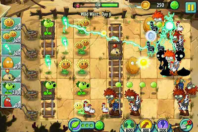 Plants vs. Zombies 2 mod