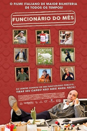 O Funcionário do Mês - Legendado Torrent  1080p 720p Bluray Full HD HD
