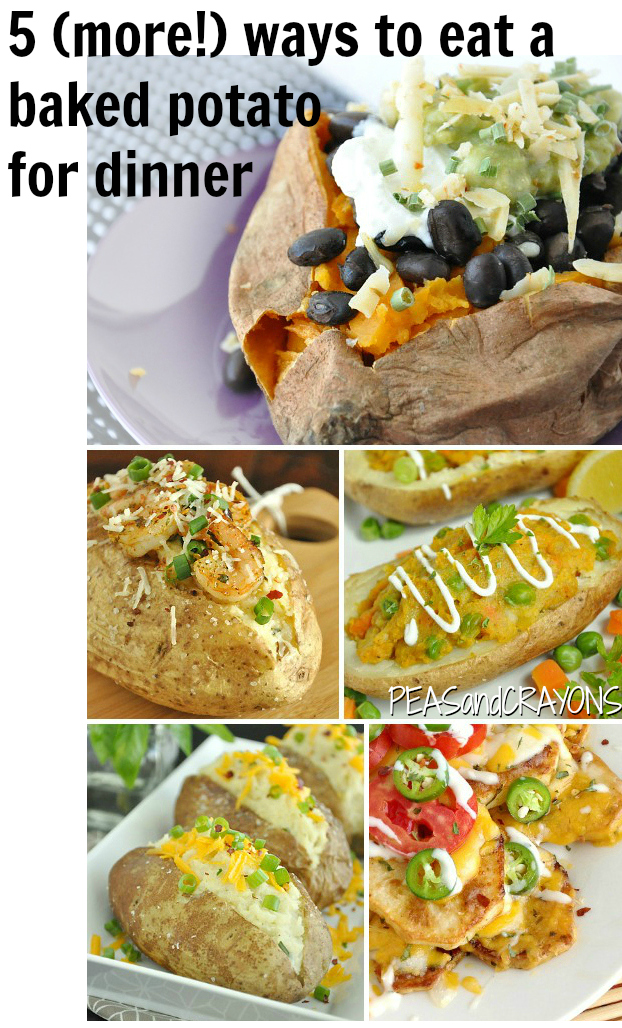 Healthy Potato Lunch & Dinner Recipes