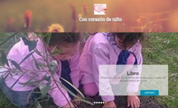"""Libro """"Con Corazón de Niño"""""""