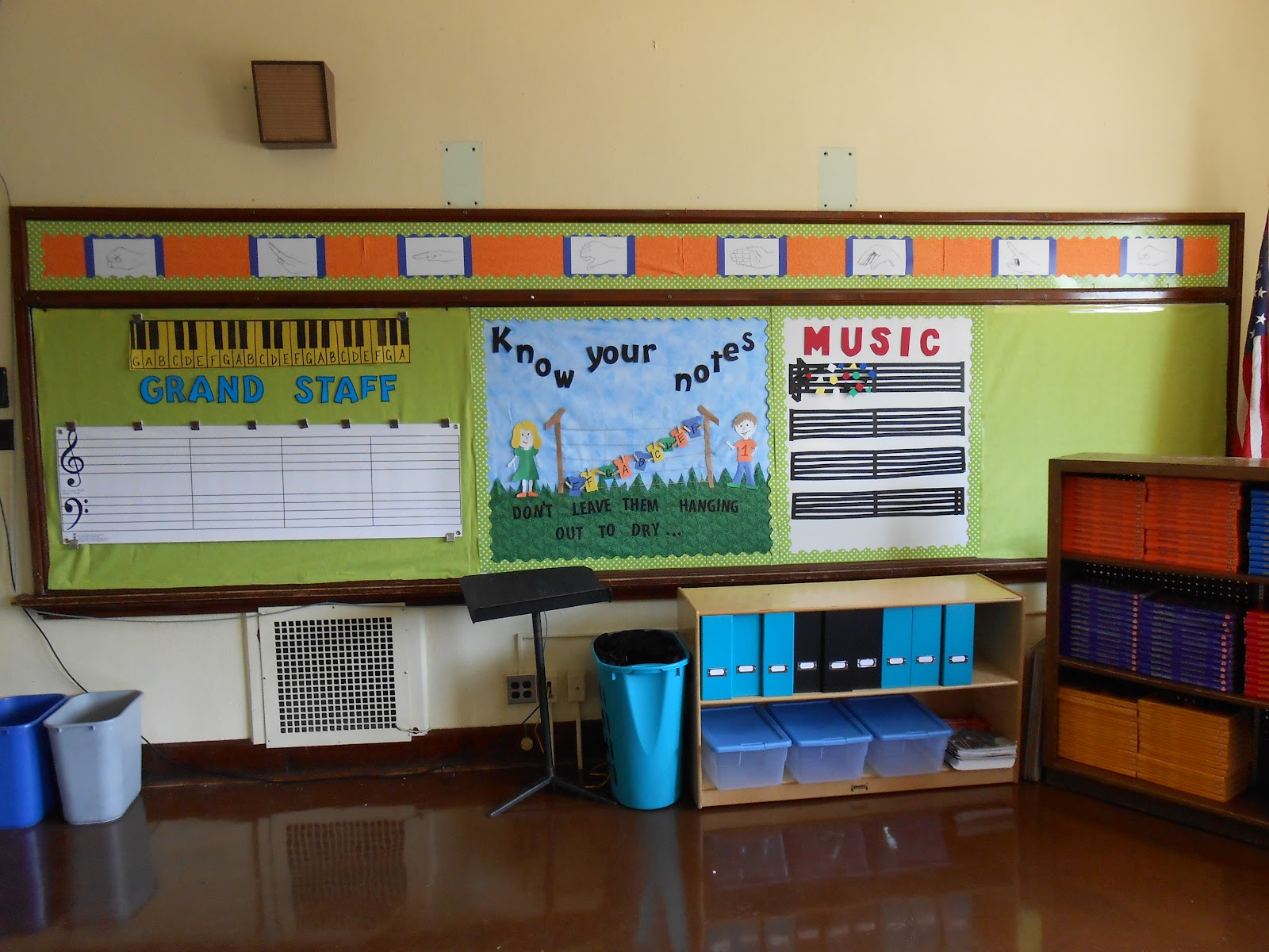 Music Classroom Decoration ~ Music classroom quot sneak preview at edison elementary