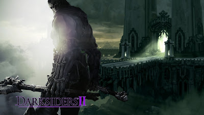 fanmade Darksiders 2 Wallpaper 1366x768 hd