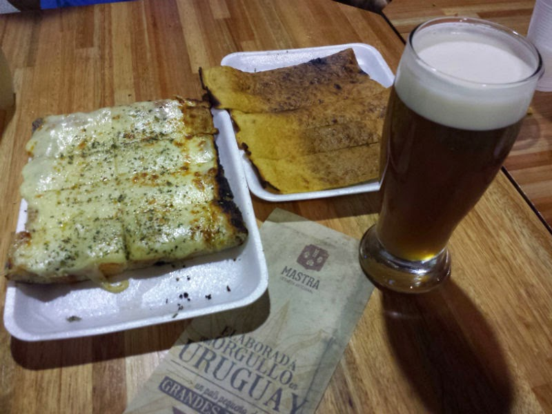 Pizza uruguaia