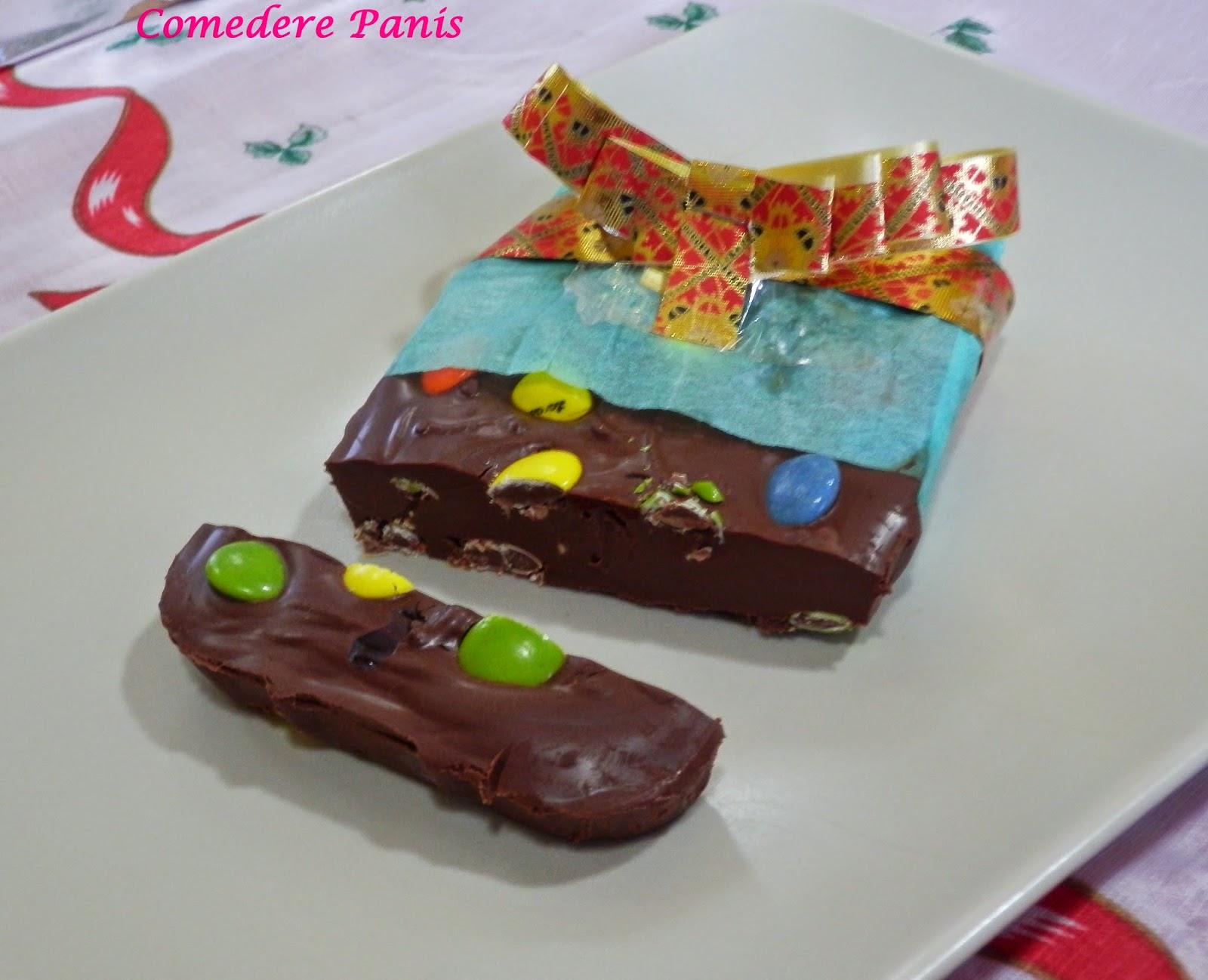 Turrón De Chocolate Con Lacasitos