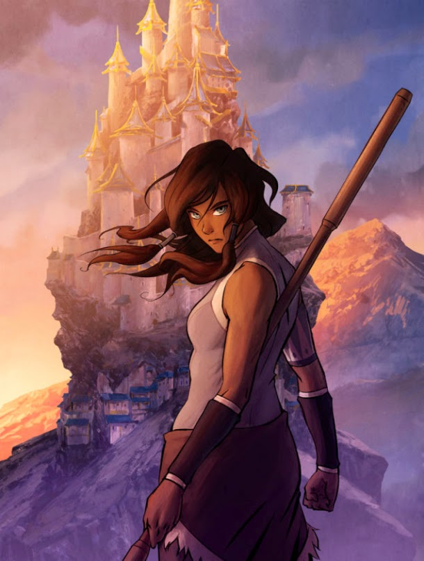 The Legend of Korra, Book 3: Change