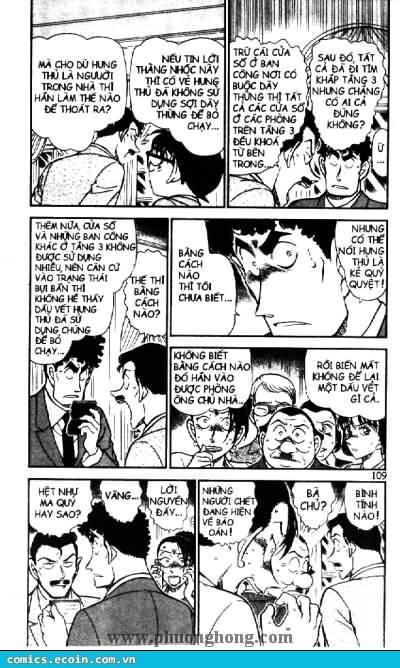 Detective Conan - Thám Tử Lừng Danh Conan chap 497 page 3 - IZTruyenTranh.com