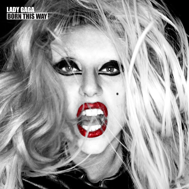 lady gaga born this way album cover. lady gaga born this way