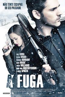Baixar Filme A Fuga DVDRip AVI + RMVB Dublado