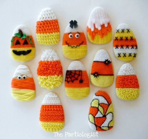 The Partiologist: Corny Candy Corn!