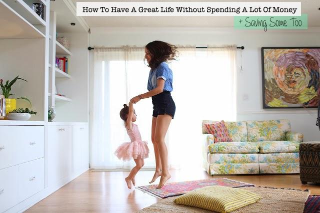 Spending Money Spending a Lot of Money