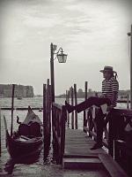 Cais em Veneza