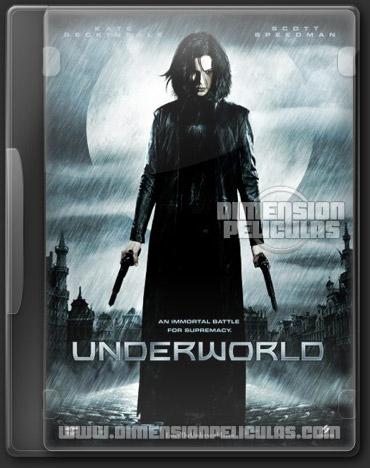 Saga Underworld 1-2-3 (DVDRip Español Latino)