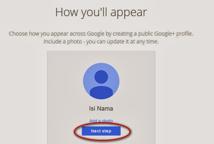 Cara Membuat Google Mail(Gmail) Terbaru 2014 3