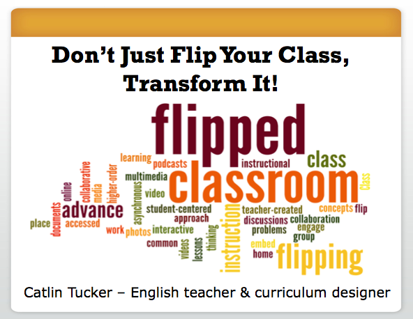 Flipped Learning Gains Momentum