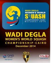 Kejohanan Skuasy Wanita Dunia 2014