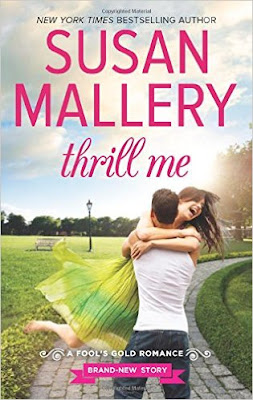 susan mallery, thrill me, book reviews