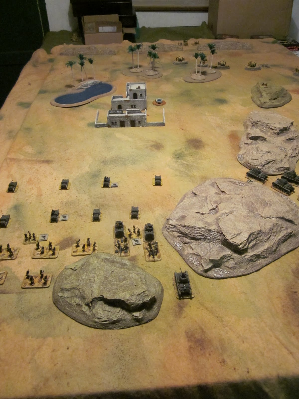 Fow Early Desert Game Part