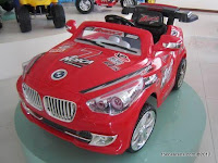 Pliko PK9500N BMW 750iL Series Battery-powered Toy Car with Remote Control