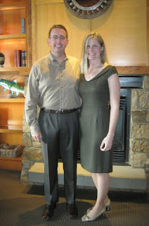 I Do For Two at Willows Lodge - Officiated by Patricia Stimac, Seattle Wedding Officiant
