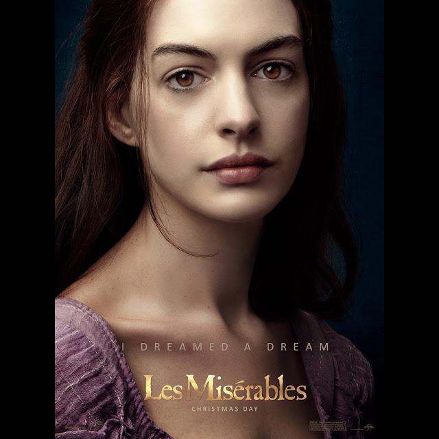 Les Miserables Anne Hathaway HD iPad wallpaper 10