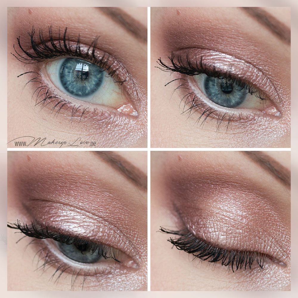 Charlotte Tilbury Luxury Palette 'The Vintage Vamp' Look AMU