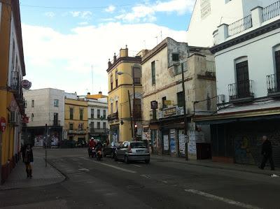 calle Puñonrostro