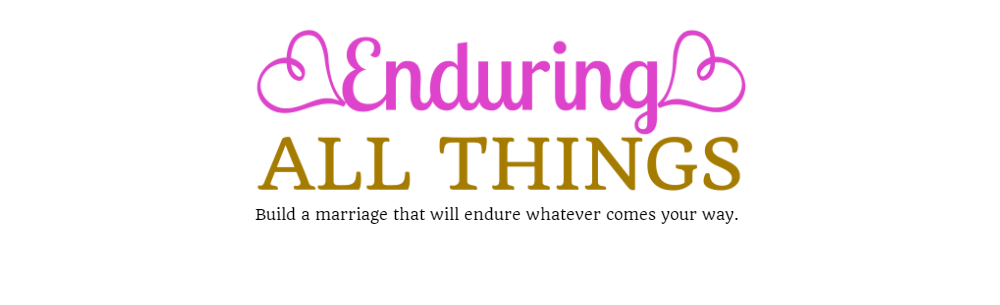 Enduring All Things