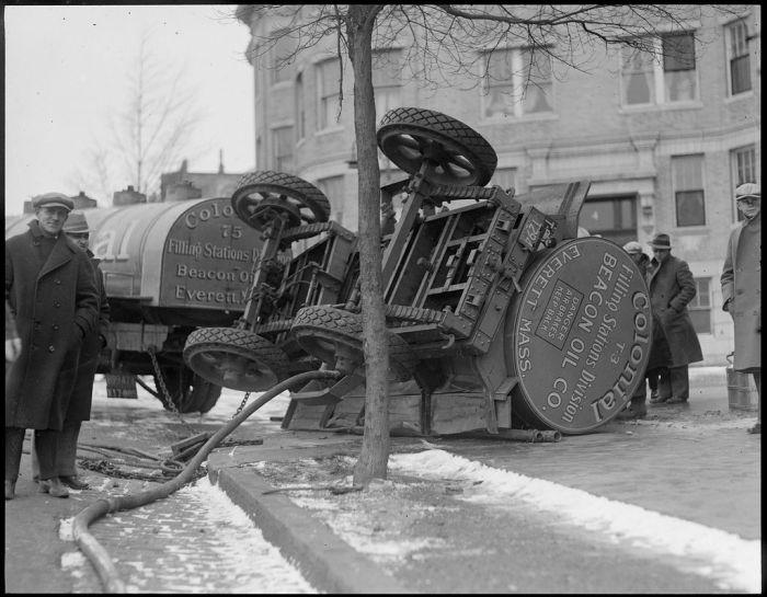 Dorchester Car Accident