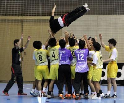 Japón vence claramente a ARG y gana la copa presidente de la IHF - VIDEO | Mundo Handball