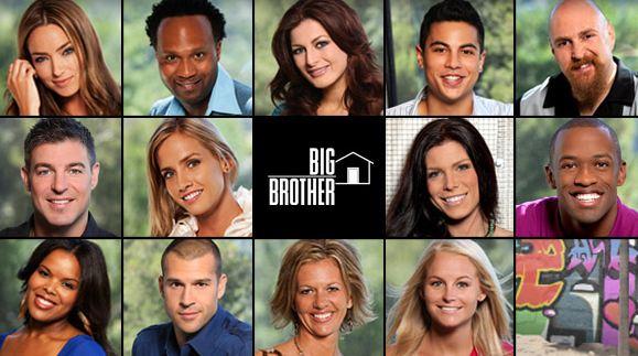 Order of eviction celebrity big brother 13 cast