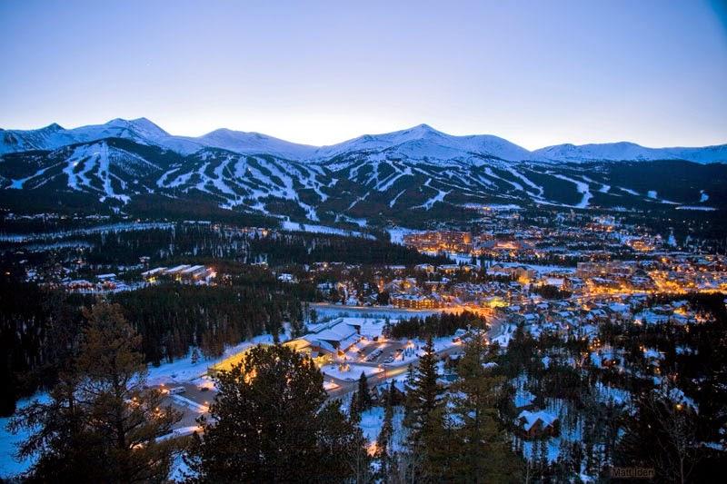 Locais a visitar em Colorado