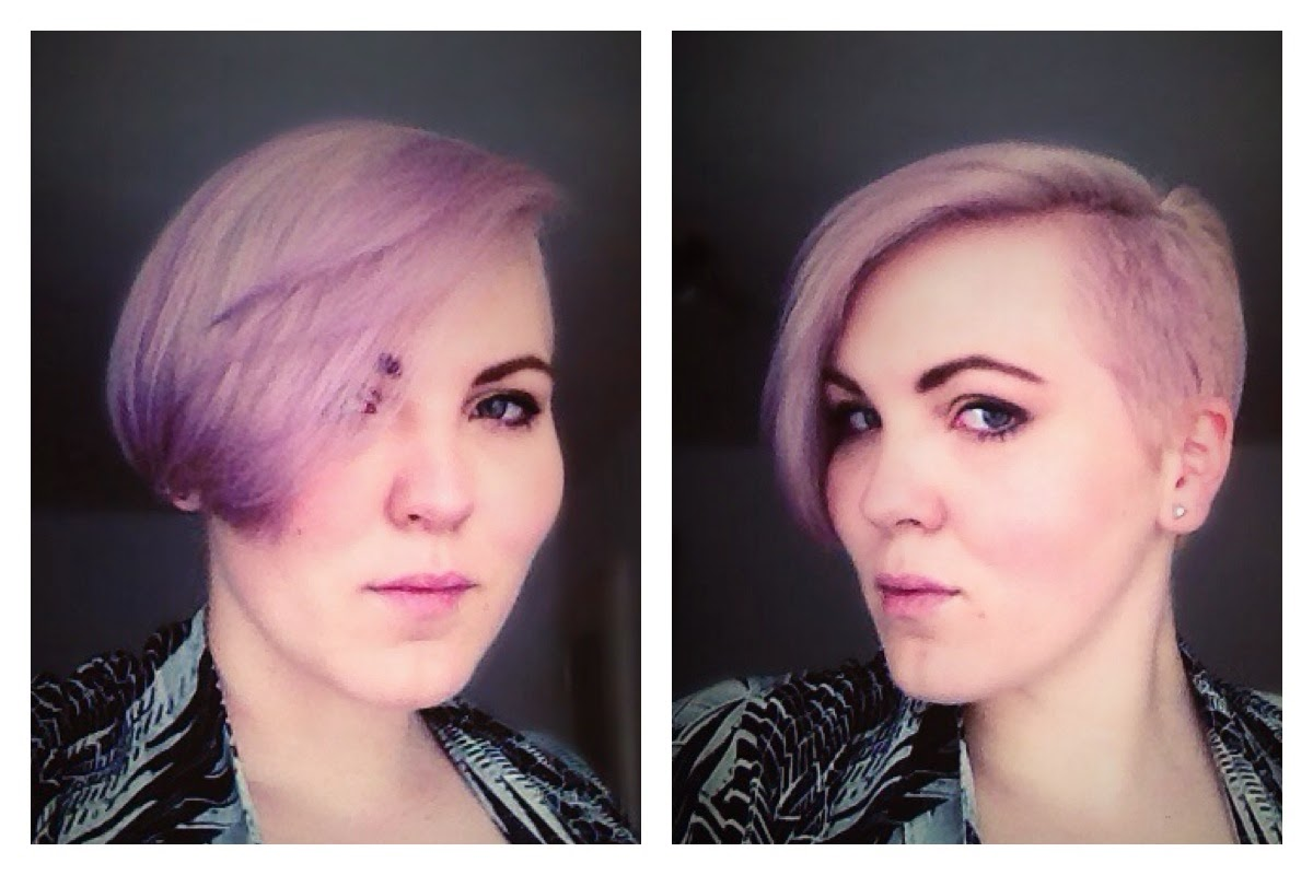 Bleach London Violet Skies Review