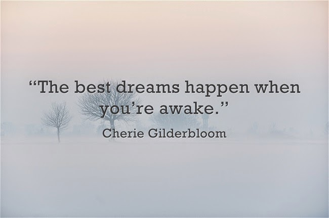 Những giấc mơ đẹp nhất xảy ra khi bạn thức dậy