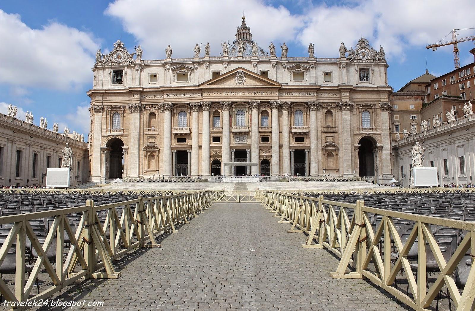 Watykan Rzym
