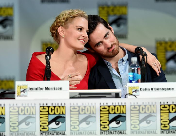 Once Upon a Time - Comic-Con 2014 - Panel Photos