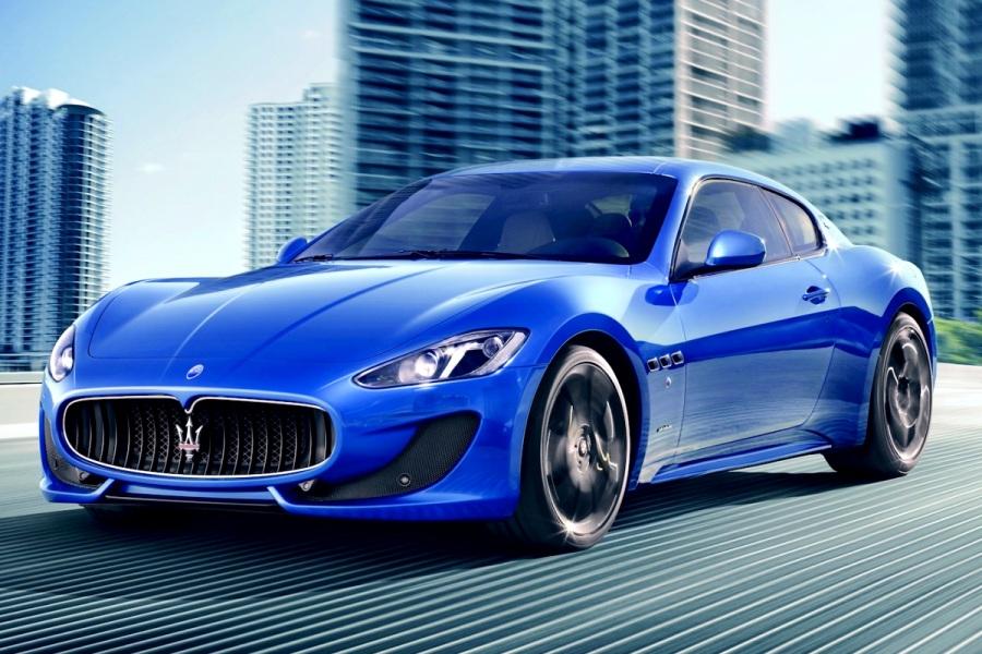 Maserati GranTurismo Sport. Majalah Otomotif Online