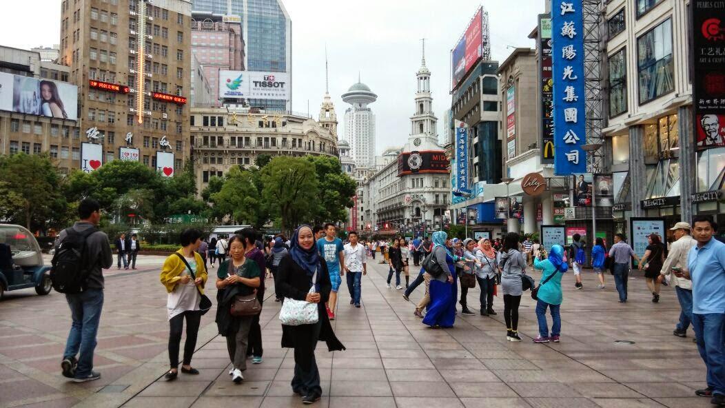 Shanghai, Free trip, FREE TRIP BY HAIO, Azniza Arshad, Travel, Usahawan online, Minda Kaya, Jana pendapatan, extra income, side income, part time job