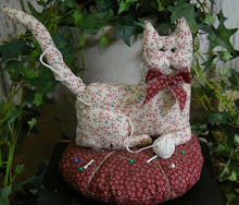 Cat Pincushion e-pattern