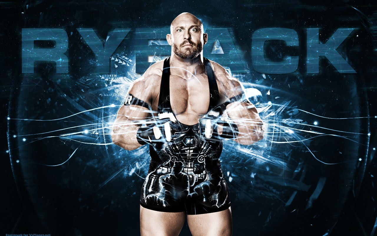 how tall is ryback wwe