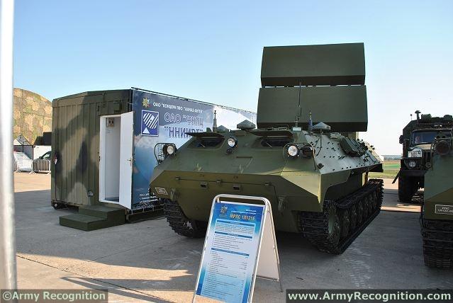 Russian 3d air defense radar for Industrie mobel