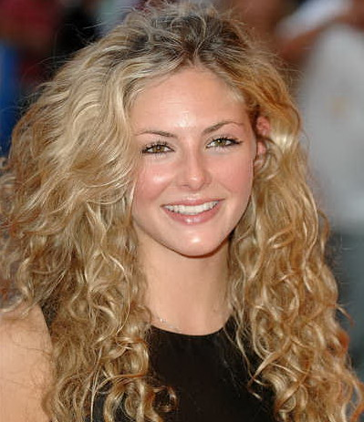 Summer Curly Hairstyles 2013